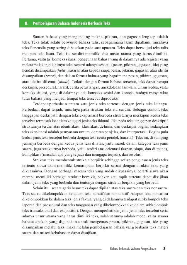 Bahasa Indonesia Smp 7 Guru