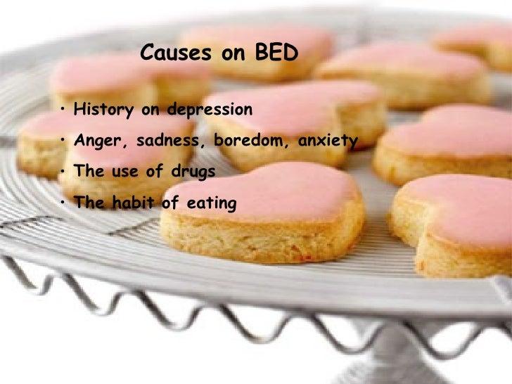 Binge eating disorder Slide 2