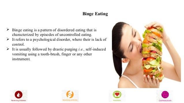 Binge Eating - A psychological disorder Slide 2