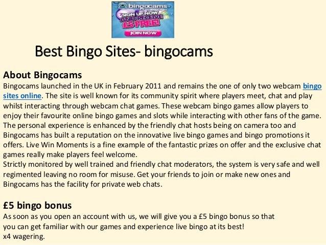 Bingo sites with free no deposit bonus roulette bandit review