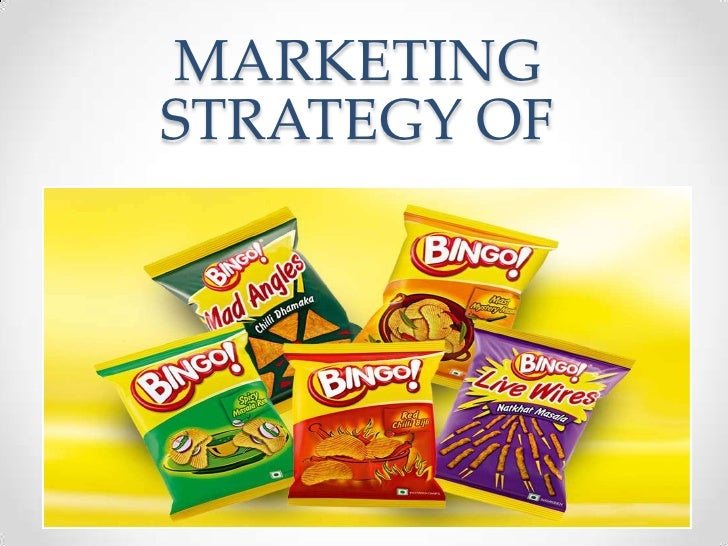 MARKETING STRATEGY OF <br />