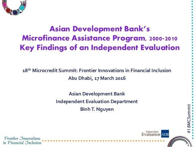 Asian development bank key
