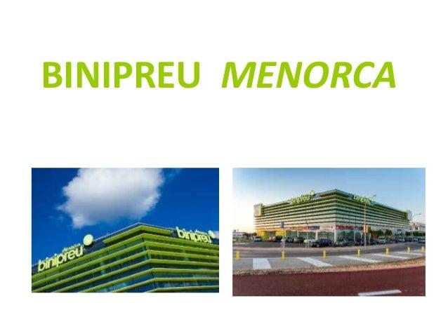 BINIPREU MENORCA