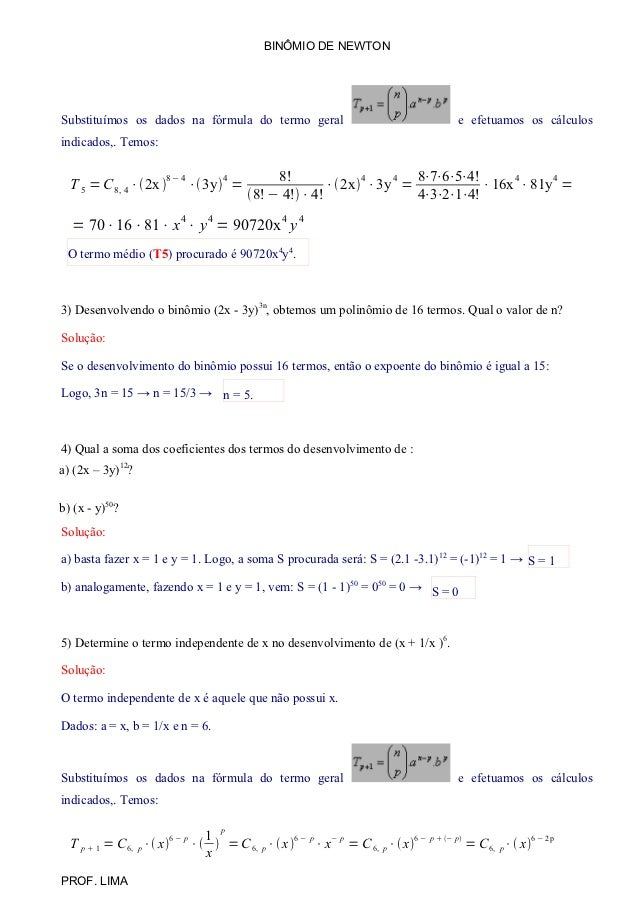a soma dos coeficientes termos do desenvolvimento de (3x + 2y)5