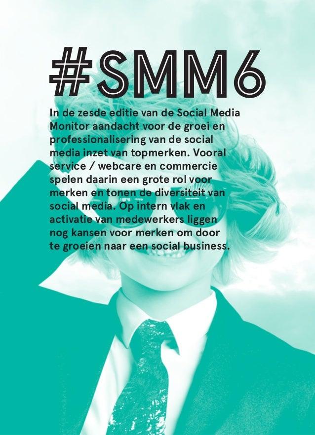 Social Media Monitor 6 Slide 2
