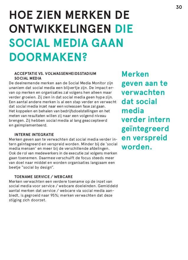HOE ZIEN MERKEN DE ONTWIKKELINGEN DIE SOCIAL MEDIA GAAN DOORMAKEN?  ACCEPTATIE VS. VOLWASSENHEIDSSTADIUM  SOCIAL MEDIA D...