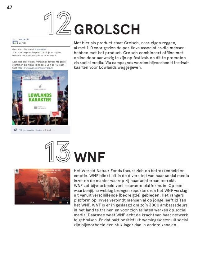 47  Grolsch 31 juli Gezocht. Fans met #karakter Wat voor eigenschappen denk jij nodig te hebben om Lowlands door te komen?...