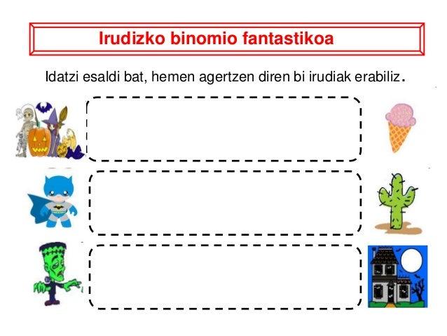 Binomio fantastikoa pdf Slide 3