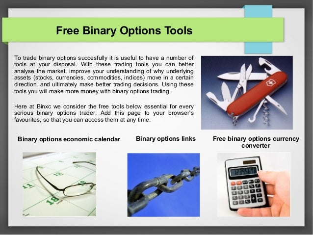 Binary options risk management