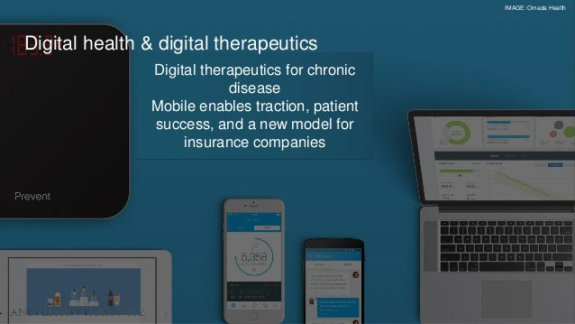 Title Text Subtitle text Digital therapeutics for chronic disease Mobile enables traction, patient success, and a new mode...