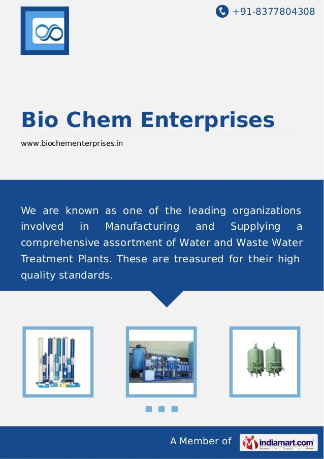 +91-8377804308 A Member of Bio Chem Enterprises www.biochementerprises.in We are known as one of the leading organizations...