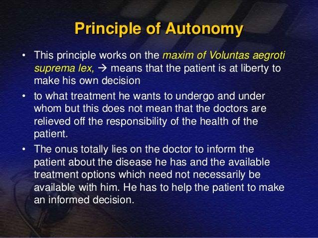 autonomy vs paternalism in mental health Both doctors and patients struggle when patient autonomy clashes with  such  strategies work, even in patients with a possible mental illness.
