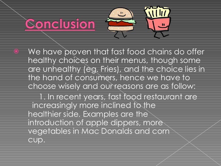 an introduction to the importance of fast food restaurants Restaurants what's more important at restaurants: food or service is it more important for a restaurant to have great food or great service the answer isn't so clear-cut.