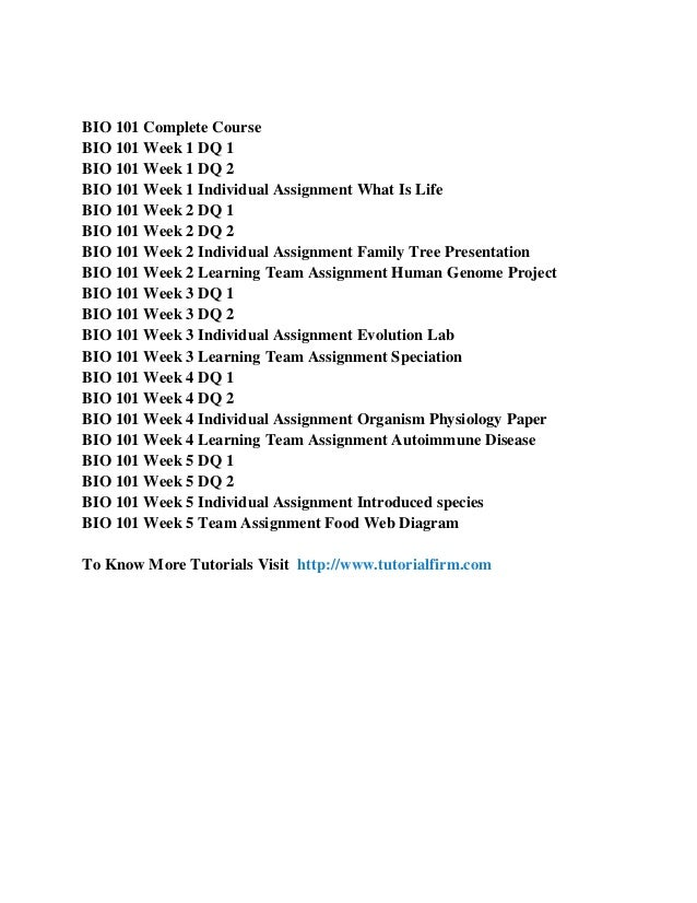 bios 135 week 3 dq 1 Bios 135 week 1 ilab: separation of saltwater mixture bios 135 week 1 quiz bios-135 week 2 ilab: cations and anion reaction bios 135 week 2 quiz bios-135 week 3 ilab: crude oil distillation bios 135 week 3 quiz bios-135 week 4 ilab: microscope lab worksheet bios 135 week 4 midterm exam.