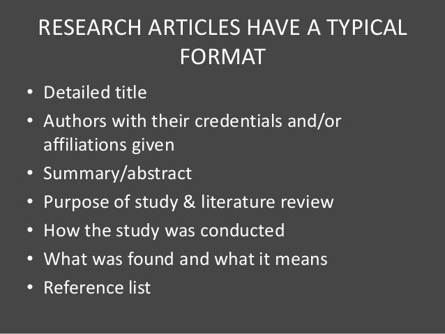 purposes of literature review in the process of a scientific research Literature reviews purpose of the literature review literature reviews, as their name suggests, explain or briefly describe the work that has been reported on a topic or field literature reviews form a central component of research reports and technical articles for an important reason: the research you report.