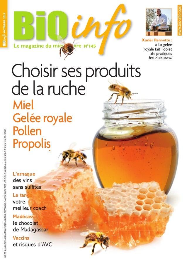 Le magazine du mieux-vivre N°145 OCTOBRE2014DÉPÔTBRUXELLESX-AGRÉATIONP207152-ÉDITEURRESPONSABLE:ALEXANDREIMBERT–30,CLOSCHA...