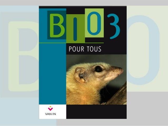 L'expérience BIO : 2006 - 2015….