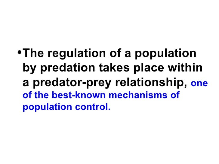Chapter 3 & 5 Lecture- Ecology & Population Growth