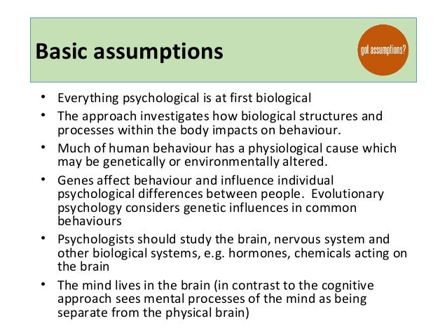The Biological Approach Essay Checker img-1