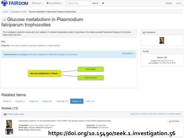 [Snoep, 2015] https://doi.org/10.15490/seek.1.investigation.56 Penkler et al (2015) FEBSJ 282:1481-1511.