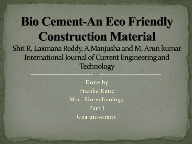 bio cement Information on valuation, funding, cap tables, investors, and executives for biocement technologies use the pitchbook platform to explore the full company profile.
