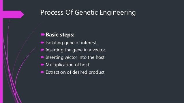 Genetic Engineering By Ghawas Khan From Awkum Pharmacy