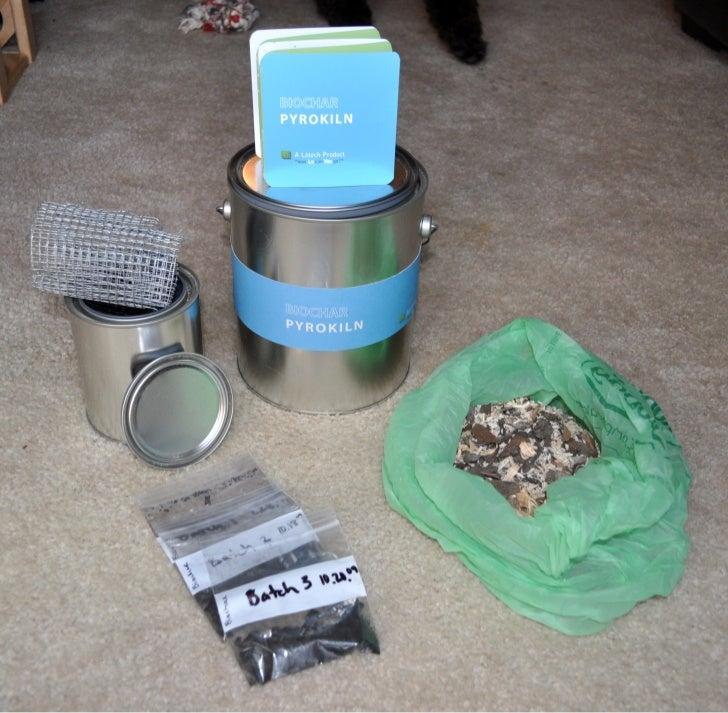 Biochar Pyrolyzer Kit