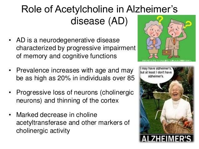 Alzheimers neurotransmitter