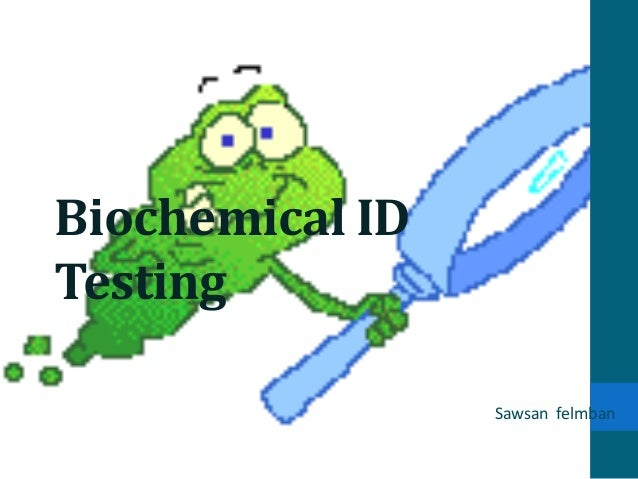 biochemical testing This article summarizes the main principles for the appropriate use of laboratory testing in the diagnosis and management of thyroid disorders, as well as controversies that have arisen in association with some of these biochemical tests to place a test in perspective, its sensitivity and accuracy should be.