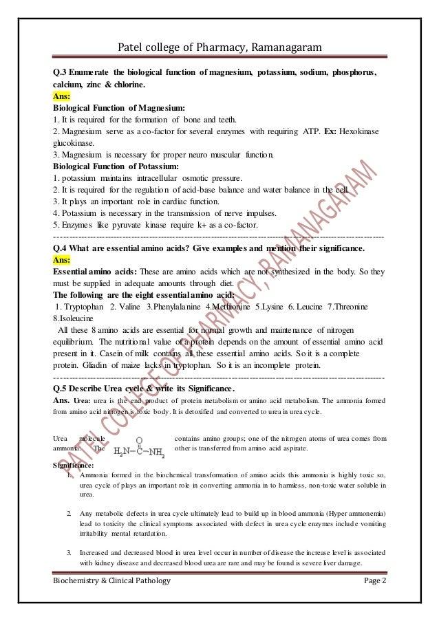 Dmlt Biochemistry Books Pdf