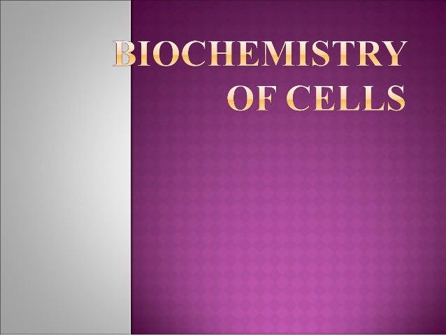 Biochemistry is a branch of science concerned with chemical and physio-chemical processes and substances which occur withi...