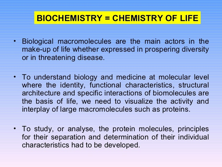 applications of biochemistry essay Biochemistry explores the chemistry that underpins all biological processes building on research advances, biochemistry uses a variety of tools and over the years, faculty in the department of biochemistry have received considerable recognition, including receipt of major university awards.