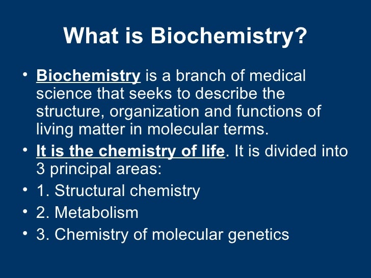biochemistry lecture 1, Human Body