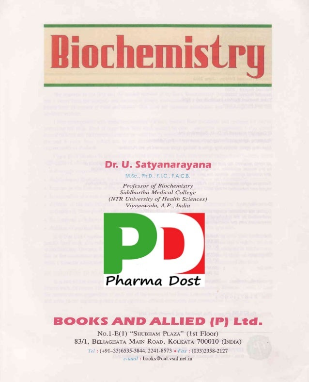 Eiochemistrg First Published : March 1999 Reprinted: 1999 RevisedReprint: August 2000 Reprinted: 2OQO,2001, 2QO2 Second Re...
