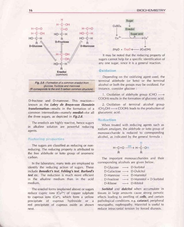 Ghapter 2 : CAFIBOHYDRATES 17 H-C--O I H-C-OH I HO-C-H I H-C-OH I H-C-OH I cH2oH D-Glucose H-C:O I H-C:O I cH20H Hydroryme...