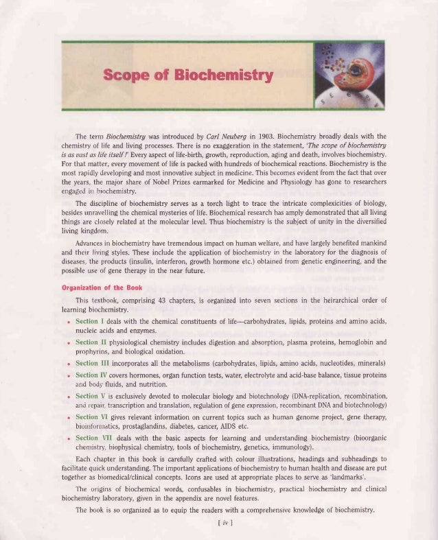 Gontents SECTION ONE ChemicalConstituentsof Life 1 > Biomoleculesandthecell 2 > Carbohydrates 3 > Lioids 4 > Proteinsandam...