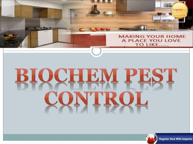 About Us Biochem Pest Control is a known organization, engaged in offering Pest Control, Anti Termite and General Disinfe...