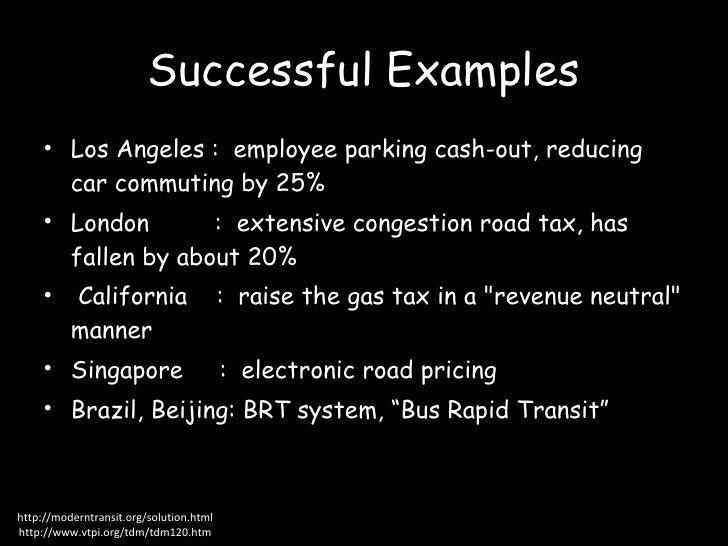 reducing car dependency in los angeles as a solution to traffic congestion Los angeles, ca 90089-0193  a pickup and delivery problem for ridesharing considering congestion abstract  system, reduce traffic congestion, decrease fuel.