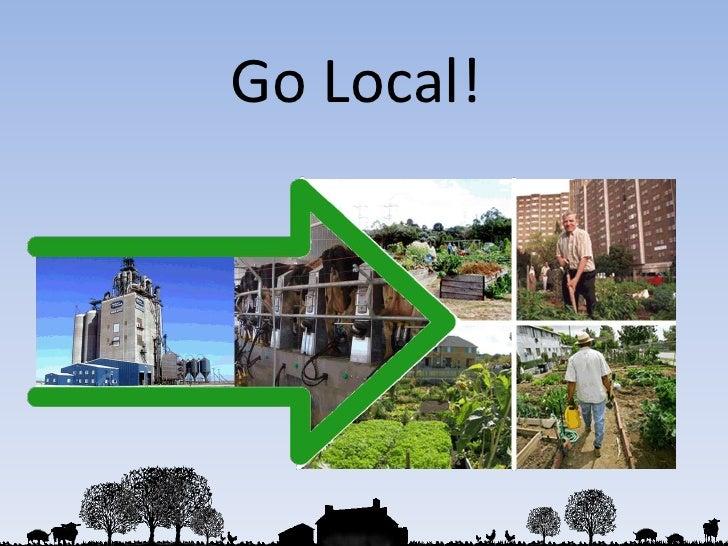 Go Local!<br />