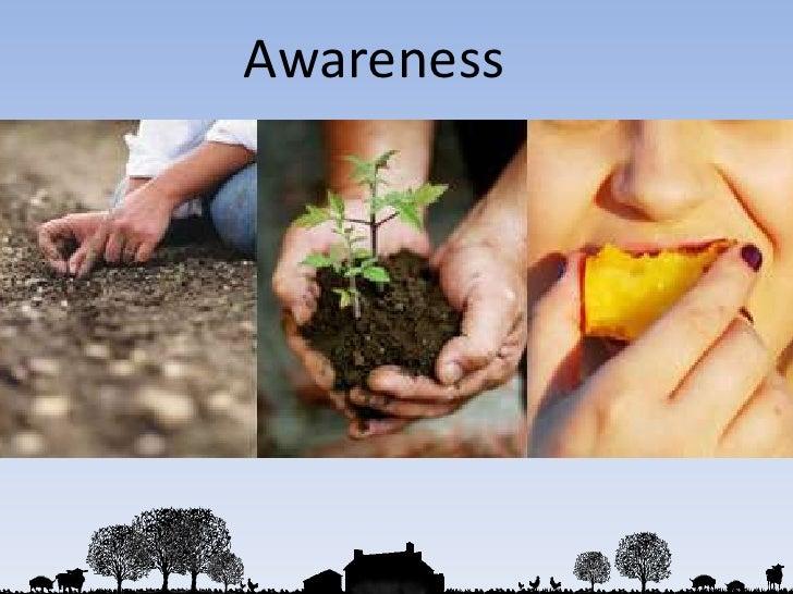 Awareness<br />