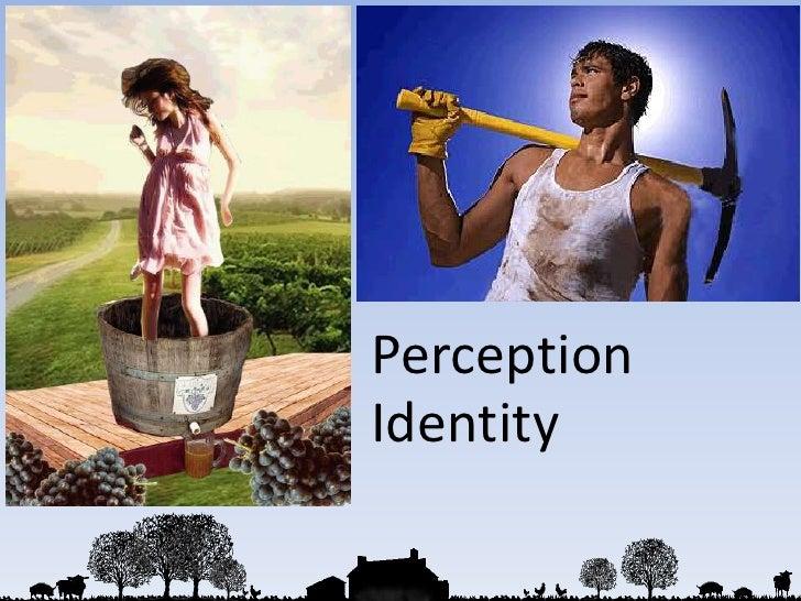 Perception<br />Identity<br />