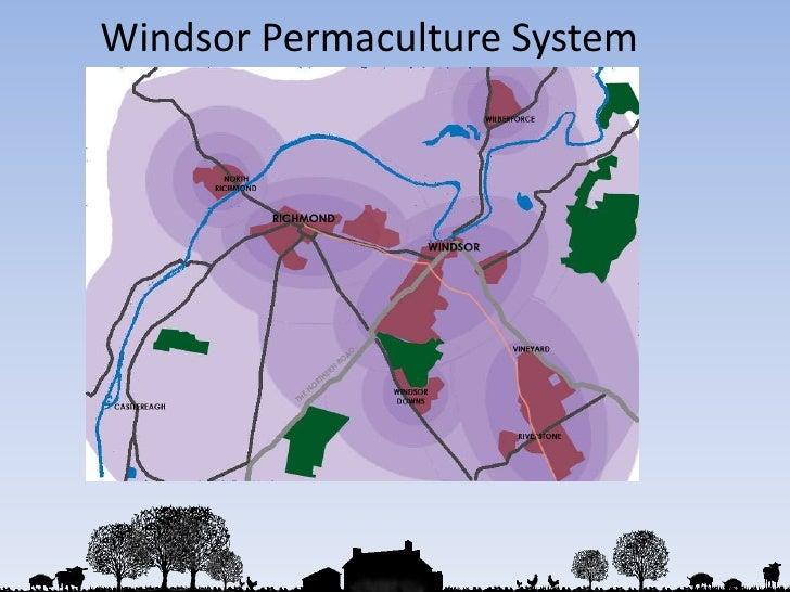 Windsor Permaculture System<br />