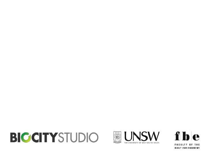 Food, Distance and Energy | Biocity Studio