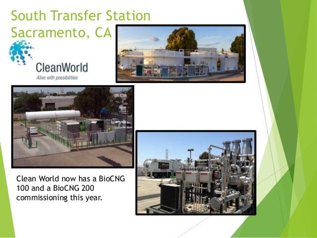 Sacramento Natural Gas Storage Project