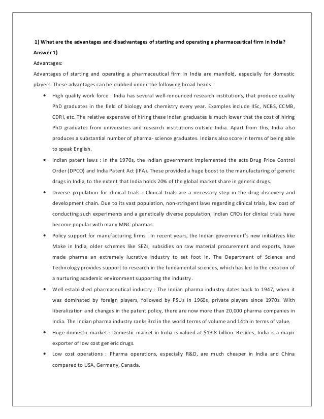 Biocon Ltd. Case Solution And Analysis, HBR Case Study ...