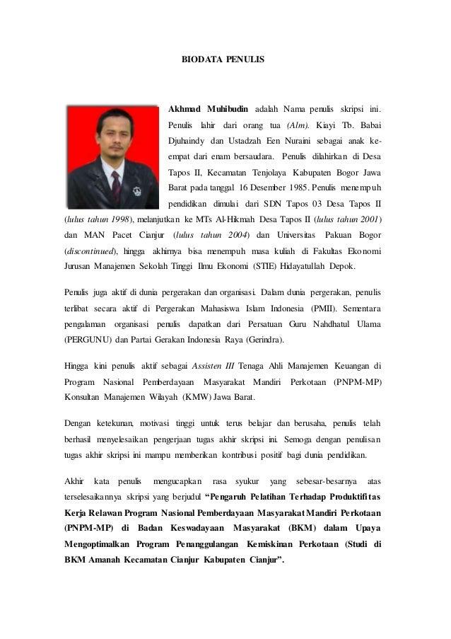 Contoh Biografi Orang Tua - just4udakar.com