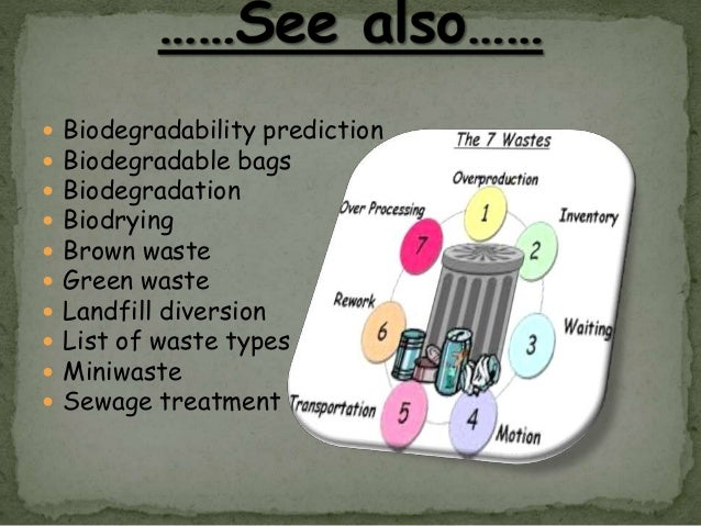 recycling of non biodegradable waste If you'd like to practise effective recycling and reduction of waste, we suggest for you to read on to find out what to do with non-biodegradable items like plastics, metal, glass and.