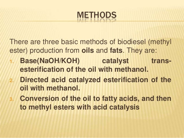 biodiesel generation from waste cooking oil Biodiesel production from waste sunflower cooking oil as an environmental recycling process and  abstract hossain, abms and an boyce, 2009 biodiesel production from waste sunflower cooking oil as an environmental recycling process and renewable energy  environmental recycling process from waste oil after frying key words.