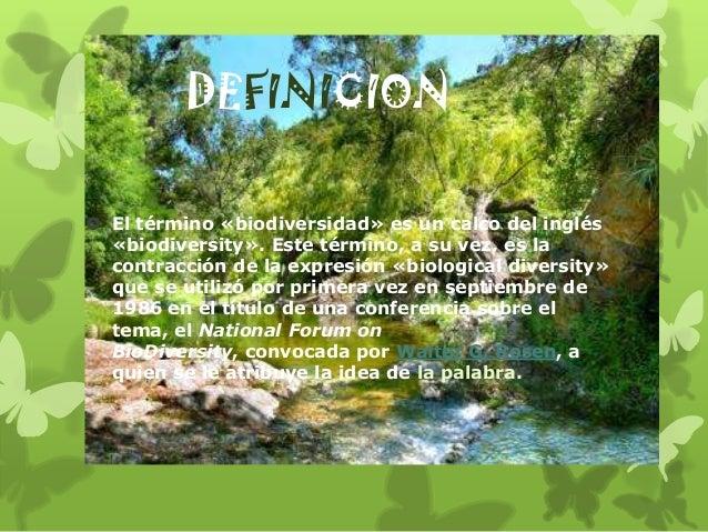 BIODIVERSIDAD La biodiversidad que hoy se encuentra en la Tierra es el  resultado de cuatro mil millones de años de evolu...