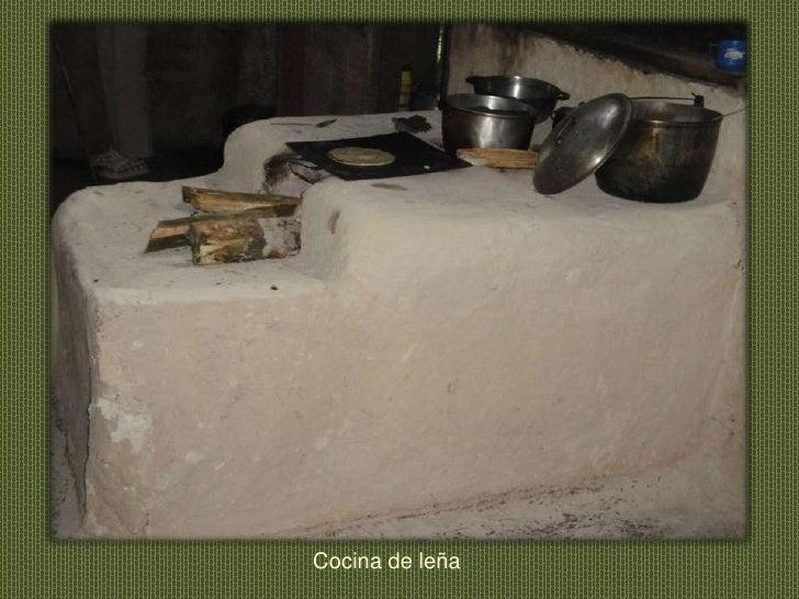 Cocina de leña<br />